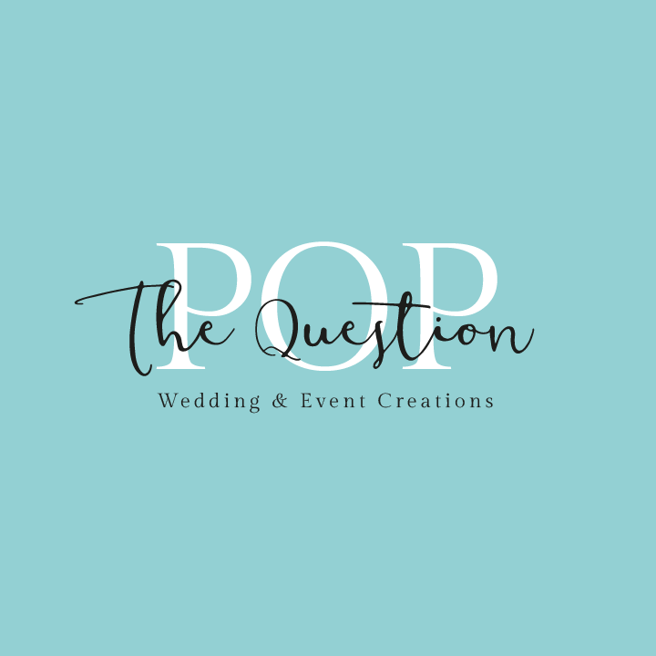 Pop the question - logo