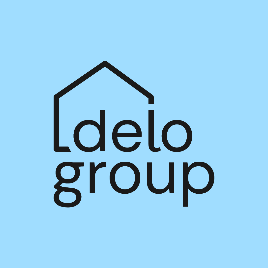 Logo Delo Group by LDS